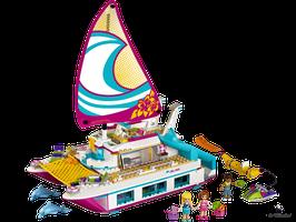 Lego Friends Sonnenschein-Katamaran (41317)