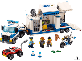 Lego City Mobile Einsatzzentrale (60139)
