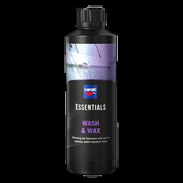 Essentials Wash & Wax Shampoo 500ml