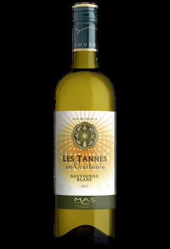 Les Tannes en Occitanie Sauvignon Blanc IGP Pays d'Oc 2019