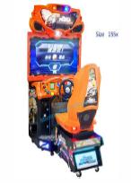 "Rennsimulator ""Fast & Furious"""