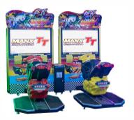 """Rennsimulator """"MANX TT"""""""