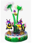 Bienen Karussell