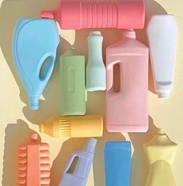 Petit vase en céramique en forme de bouteille ménagère - Plusieurs modèles