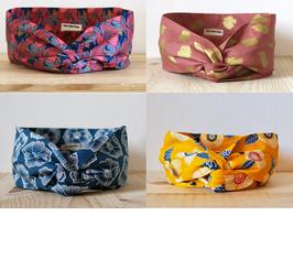 Headband en coton (plusieurs modèles)