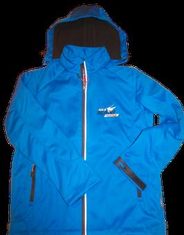 Kindersoftshell-Jacke, blau