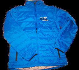 Loft-Jacke blau, Damen