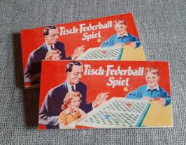 EF035 Tisch Federball 8x4cm 1 Stück