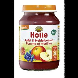 Apfel mit Heidelbeer, 190g