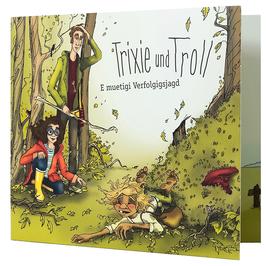 """""""Trixie und Troll"""" Folge 1"""