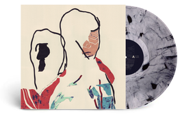 """""""With You For Ever"""" Vinyl (translucent marbled)"""