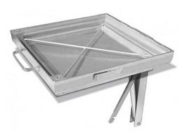 Preisanfrage für Schachtabdeckung mit Hebehilfe begehbar für wählbarer Oberfläche gem. Auswahl unten