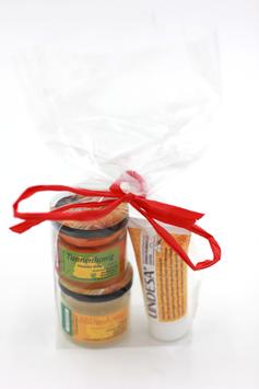 3er-Geschenkset Honig mit Lindesa Klassik