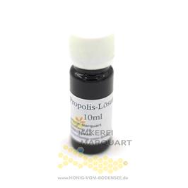Propolis-Tropfen Lösung 10ml (ohne Alkohol)