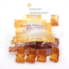 Honig-Sanddorn Bären 100 g Beutel