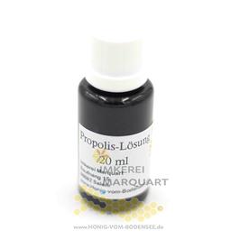 Propolis-Tropfen Tinktur 20ml (mit Alkohol)