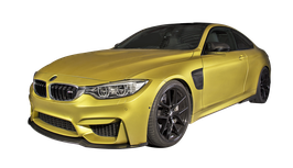 BMW Carbon Fiber Front Spoiler M3/M4 F80/F82/F83