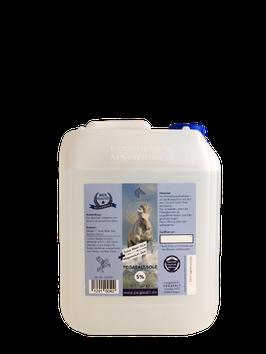 Pegasalt-Sole 5 % mit Salz vom Toten Meer 5000 ml