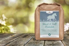 Haut & Fell Kräuter für Pferde 1 kg