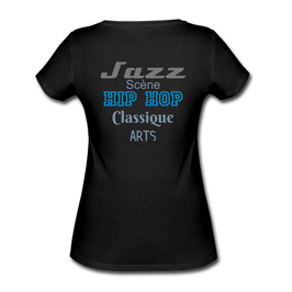 "Tee-Shirt ""Jazz - Hip-Hop"""