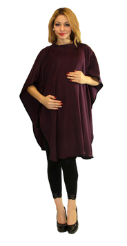 TM Maternity Poncho Model 4282