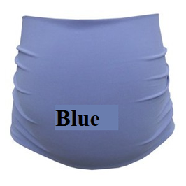Gregx Maternity Belly Band - Blue