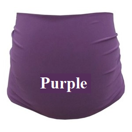 Gregx Maternity Belly Band - Purple