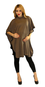 TM Maternity Poncho Model 4283