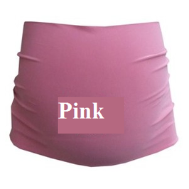 Gregx Maternity Belly Band - Pink
