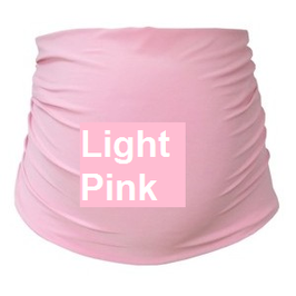 Gregx Maternity Belly Band - Light Pink