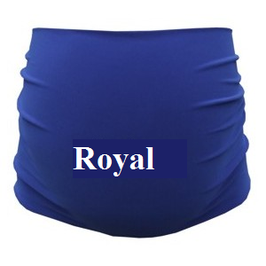 Gregx Maternity Belly Band - Royal Blue