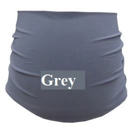 Gregx Maternity Belly Band - Grey