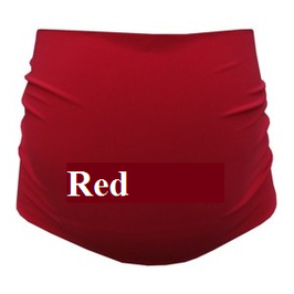 Gregx Maternity Belly Band - Red