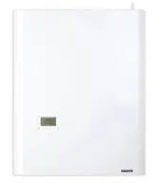 Chaudière à condensation Hydrconfort  25kw avec ballon intégré 50 litres
