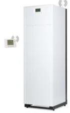 Chaudière à condensation Frisquet au sol Préstige  + ballon UPEC 120L en colonne 25KW