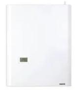 Chaudière à condensation Hydrconfort  25kw avec ballon intégré 80 litres