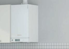Chaudière à condensation Viessmann 26kw Vitodens 100 W  Mixte