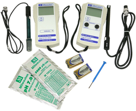 Milwaukee PH/EC Meter Kit im Hartschalenkoffer