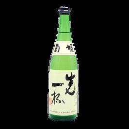 菊姫 先一杯(まずいっぱい)純米酒