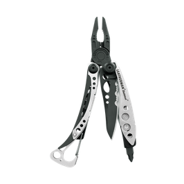 LEATHERMAN Multitool SKELETOOL black & silver
