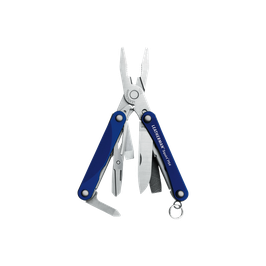 LEATHERMAN Squirt PS4 blau