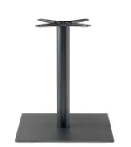 """Tisch """"Milano"""" Schwarz"""