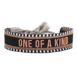 Armband gewebt ONE OF A KIND