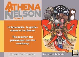 Tome 3 Athena et Nelson