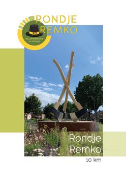 Rondje Remko, een pelgrimsroute door Beilen