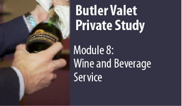 Module 08: Wine and Beverage Service