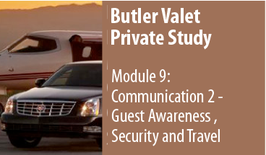 Module 09: Communication 2 - Guest Awareness, Security and Travel