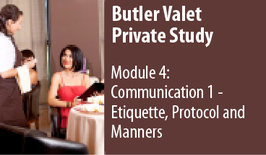 Module 04: Communication 1 - Etiquette, Protocol and Manners