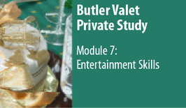 Module 07: Entertaining Skills