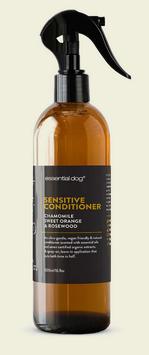 Natural Dog Conditioner for Sensitive Skin (Chamomile, Sweet Orange & Rosewood)